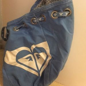 Roxy baby blue bag